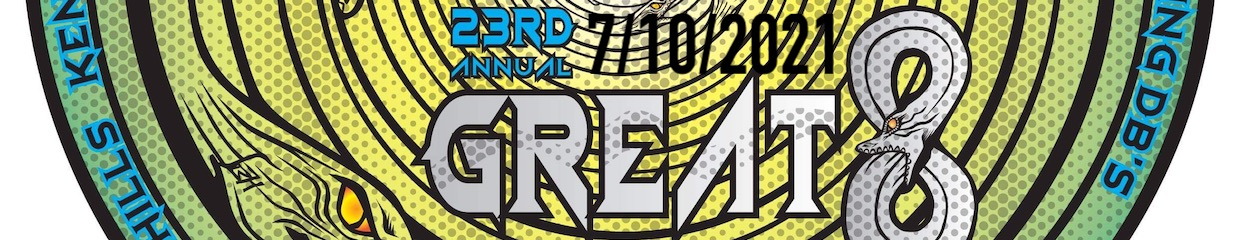 The Great Eight Tournament – North Carolina's Disc Golf Iron Man Competition
